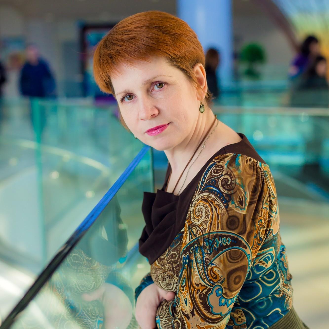 Анна Золотова