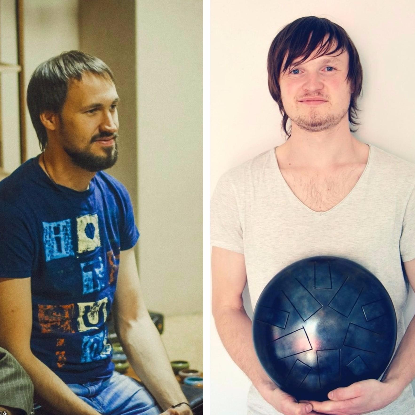 Николай Кузьменко и Александр Красинский