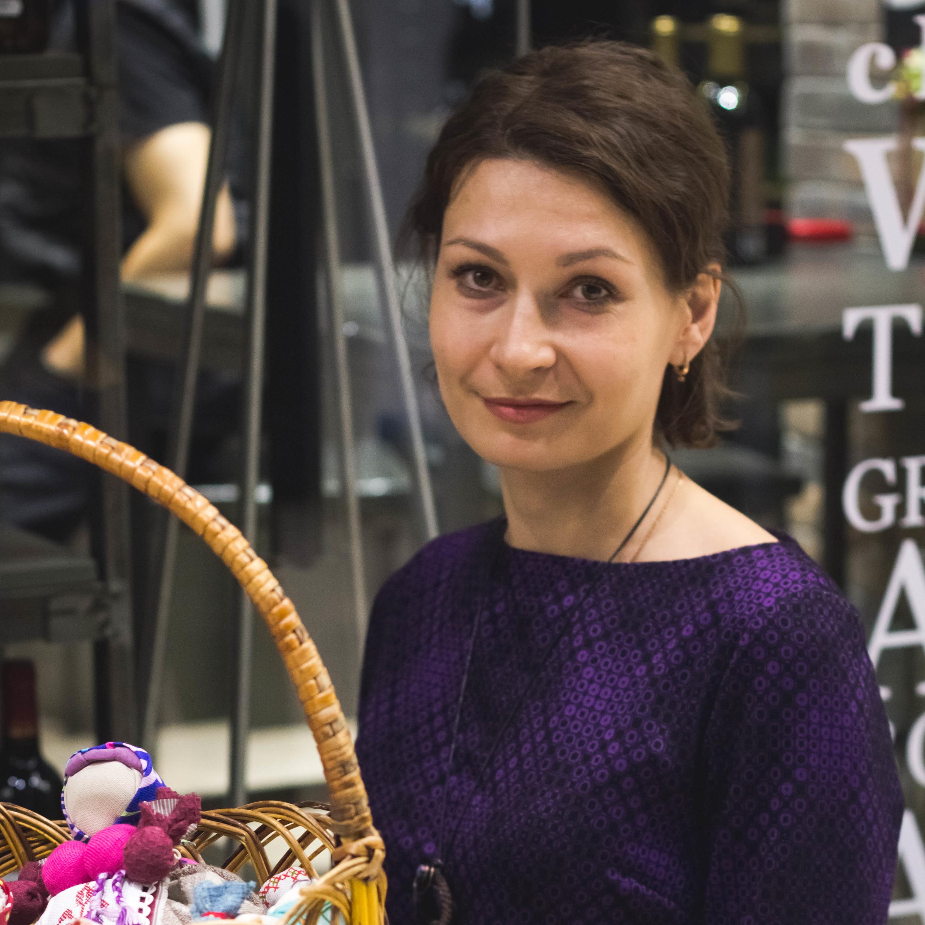Вероника Зарецкая