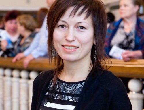 Лена Ковырзина о ВОТЭТНО! — 2014